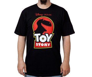 Toy Story Jurassic Park T-Shirt pixar