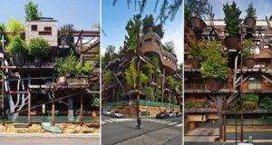 Urban Treehouse Italy