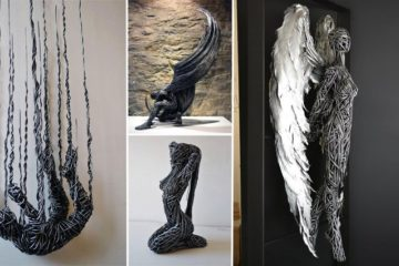Wire Sculptures Richard Stainthorp