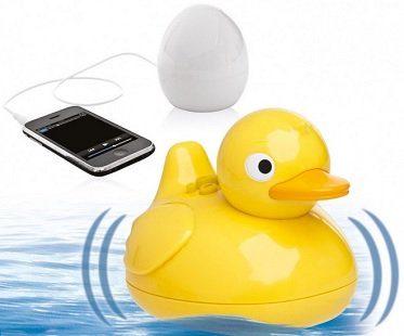 Wireless Waterproof Duck Speaker