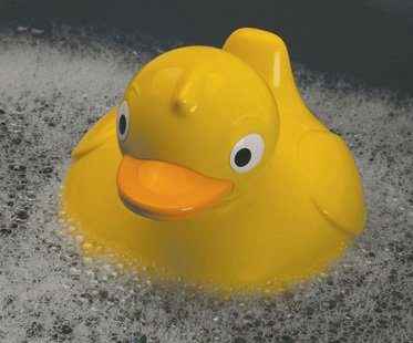 Wireless Waterproof Duck Speaker bath