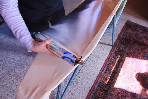 aluminum-foil-fast-ironing