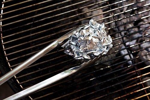 aluminum-foil-grill
