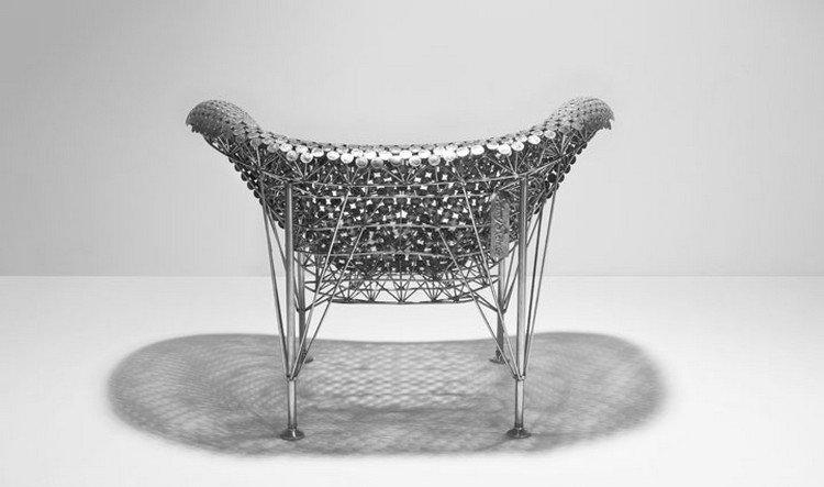 back half dollar chair