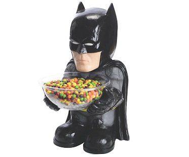 batman candy bowl holder