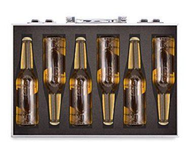 beer briefcase bottles