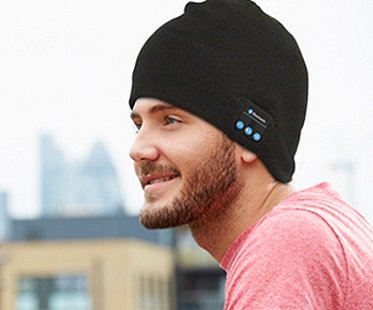 Image result for bluetooth music hat