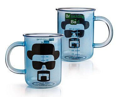 breaking bad beaker mug