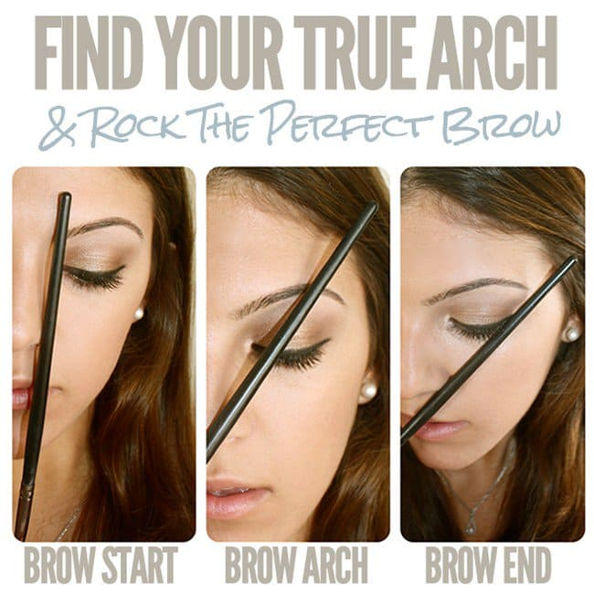 brow instructions