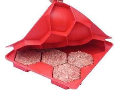 burger mold tray
