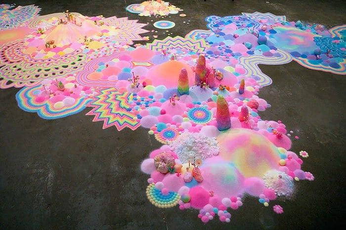 candy-floor