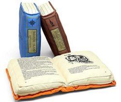 classic book pillows