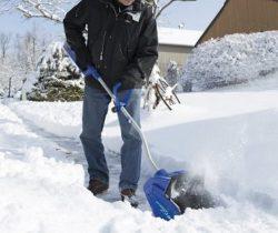 cordless snow shovel