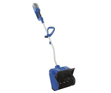 cordless snow shovel rechargeable