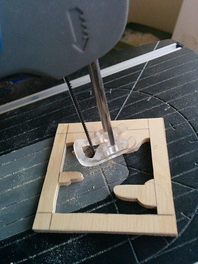 cutting ring box
