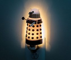 dalek night light