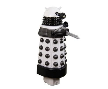 dalek night light doctor who