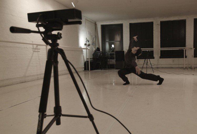 dancer kinect