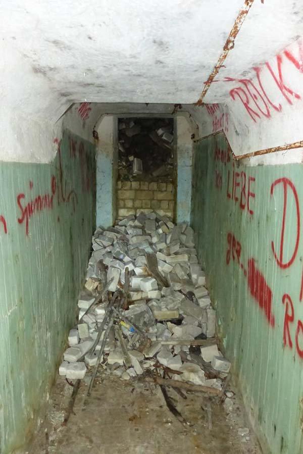 dead end grafitti