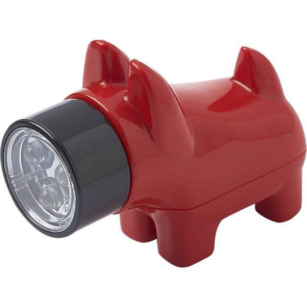 dog-flashlight