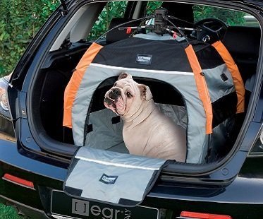 dog travel tent car