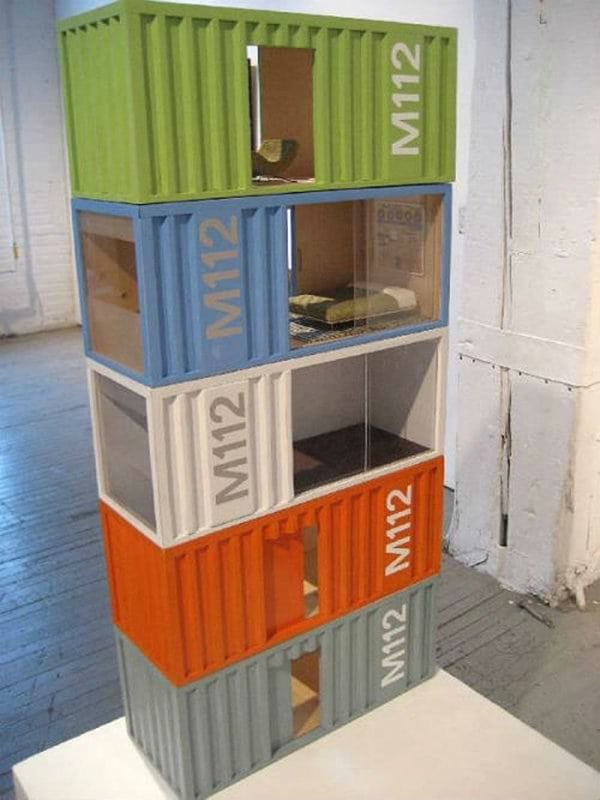 doll-house-container