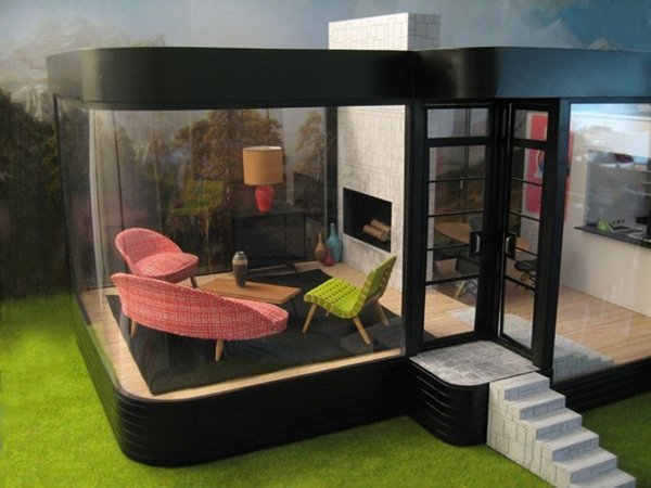 16 dollhouses so adorable you 39 ll wish you could move in - Modelos de cocinas pequenas y sencillas ...