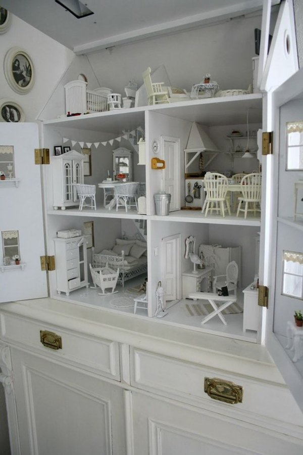 16 Dollhouses So Adorable You'll Wish You Could Move In - Part 1