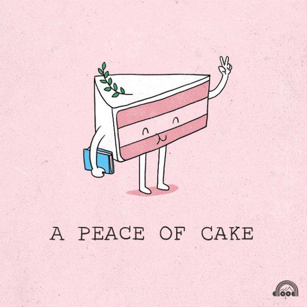 doodle-cake