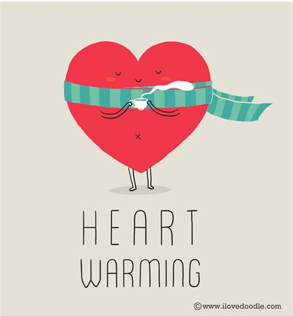doodle-heart