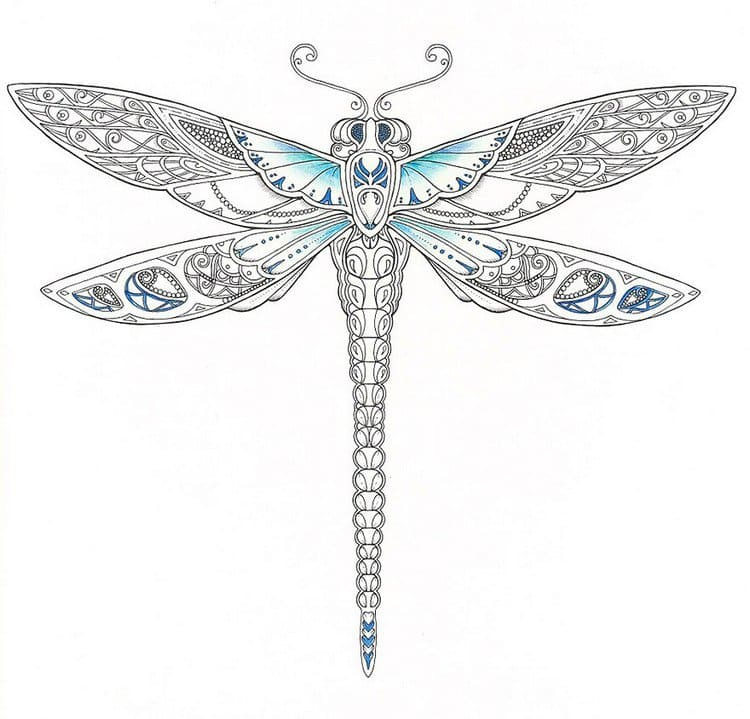 Artist Johanna Basford Creates