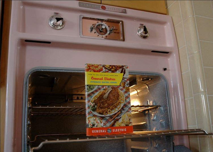 electric oven stove manual