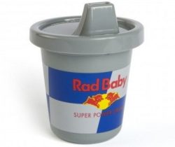 energy drink sippy cup