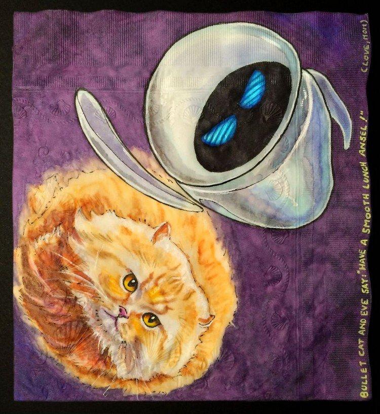 eve bullet cat