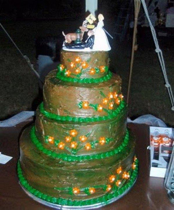 Cake Fails: 14 Hilarious Wedding Cake Fails You Will Love