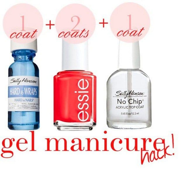 gel manicure set
