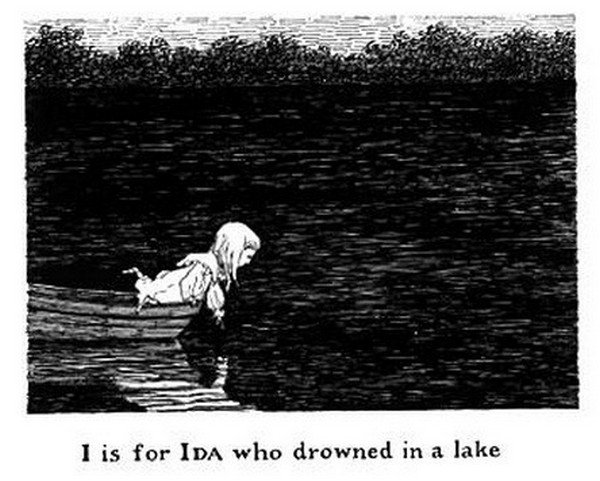 girl boat lake