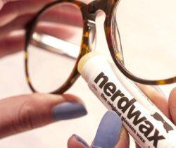 glasses wax