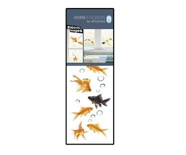 goldfish decals home stickers