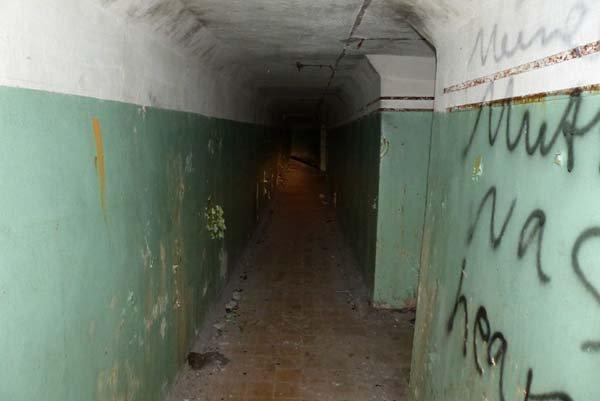 graffiti twist tunnel