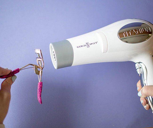 hairdryer lash curler