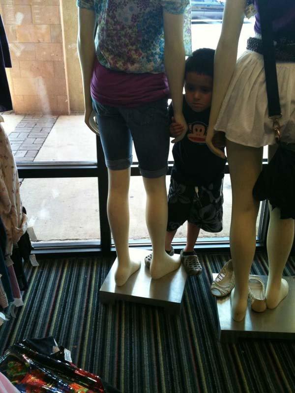 kid-mannequin