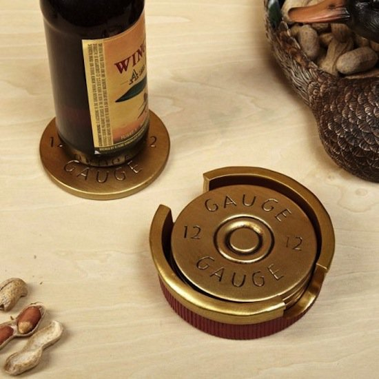 Man Cave Coasters : Ways to make your man cave epic