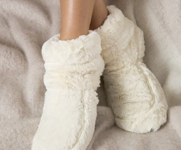 Microwavable Boot Slippers