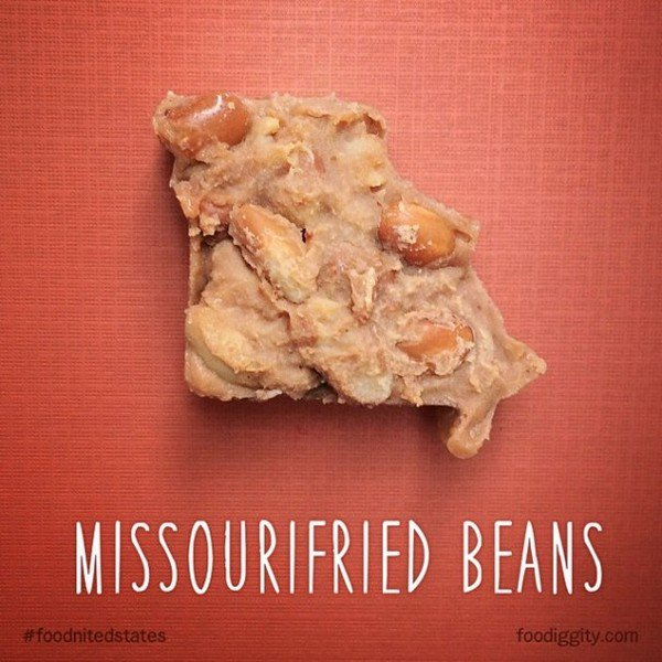 missourifried beans