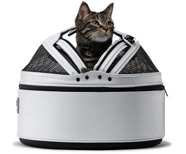mobile pet bed cat