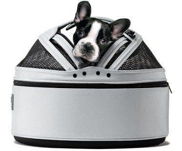 mobile pet bed dog