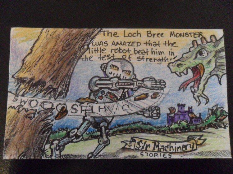 note loch monster