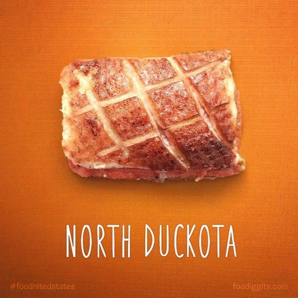 north duckota