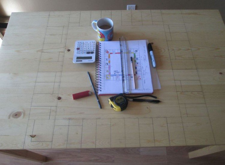 This Guy Turned His Plain Kitchen Table Into An Awesome